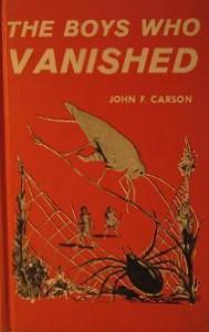 Boys Who Vanished