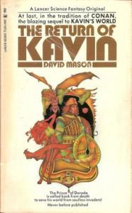 Return of Kavin